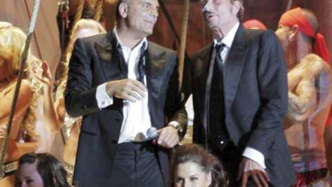 Pourquoi Johnny Hallyday & Christian Audigier sont fâchés