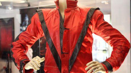 Michael Jackson: sa veste en cuir vendue 1,4 million d'euros
