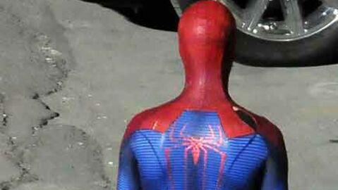 Mort de Spider-Man