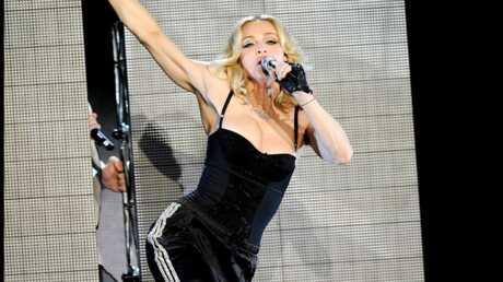 Madonna Y'a du rab pour ses fans