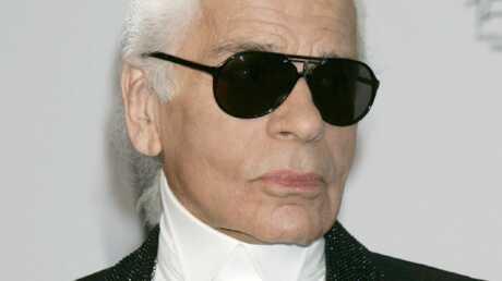 Karl Lagerfeld photographe pour les 3 Suisses