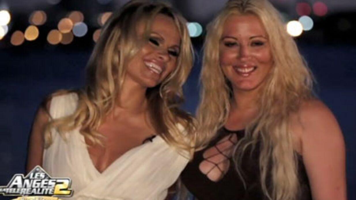 Les Anges de la télé-réalité 2: Pamela Anderson crée des tensions