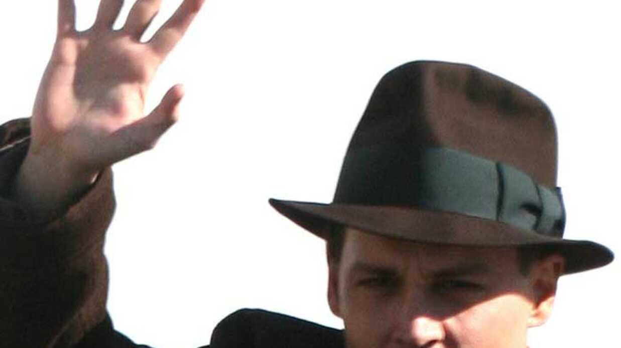Johnny Depp Son message personnel