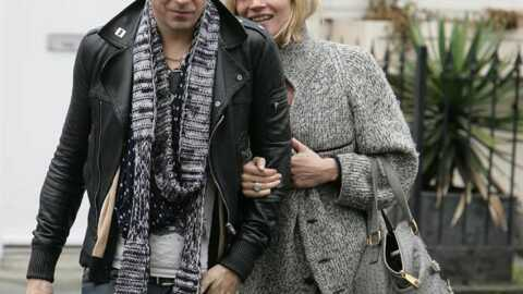 Kate Moss & Jamie Hince Le compromis