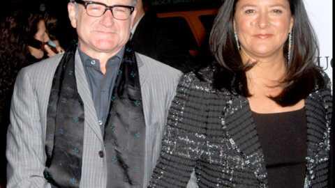 Robin Williams Good morning divorce