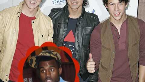 Les Jonas Brothers veulent travailler avec Kanye West