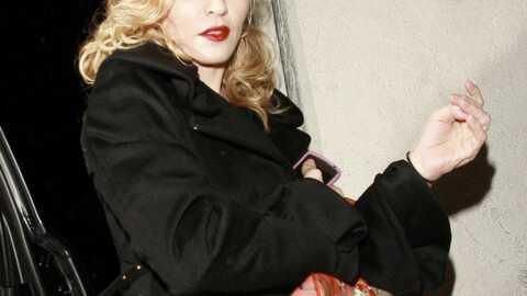 Madonna: un homme veut qu'elle adopte sa fille malade