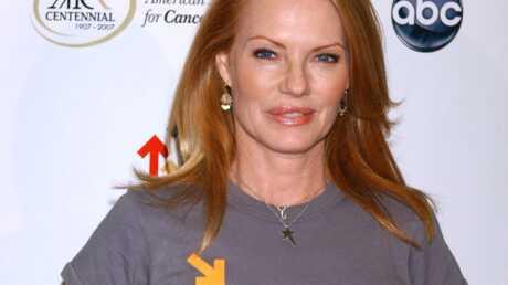 Marg Helgenberger des Experts divorce