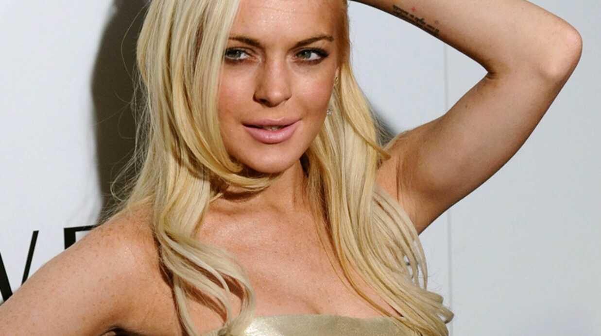 Lindsay Lohan se consacre à sa ligne de vêtement