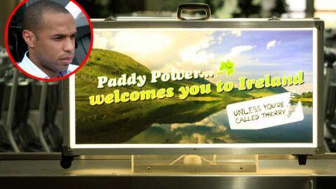 Thierry Henry: persona non grata en Irlande