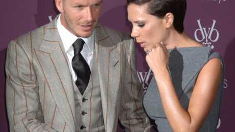 David et Victoria Beckham: héros de comics