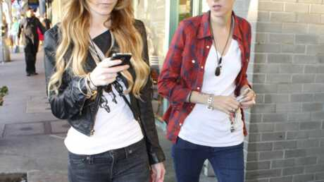 Lindsay Lohan: Samantha Ronson, sa seule conquête féminine