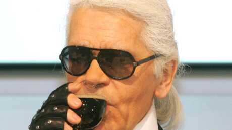 Karl Lagerfeld parle de son amour pour le vin