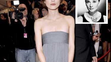 Dans la peau d'Audrey Hepburn