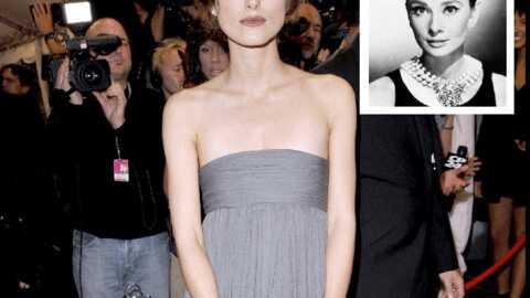 Keira Knightley vole la place de Scarlett Johansson