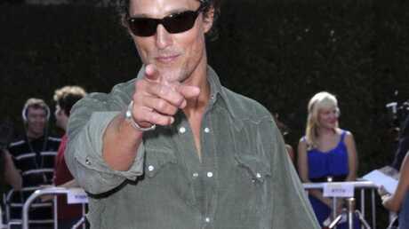 Le père de Matthew McConaughey est décédé en plein ébats