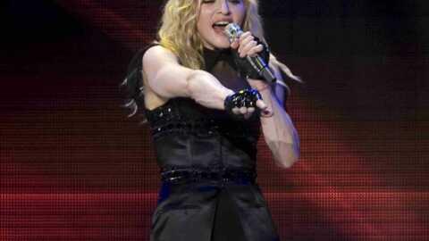 Madonna prend la défense des Roms en plein concert