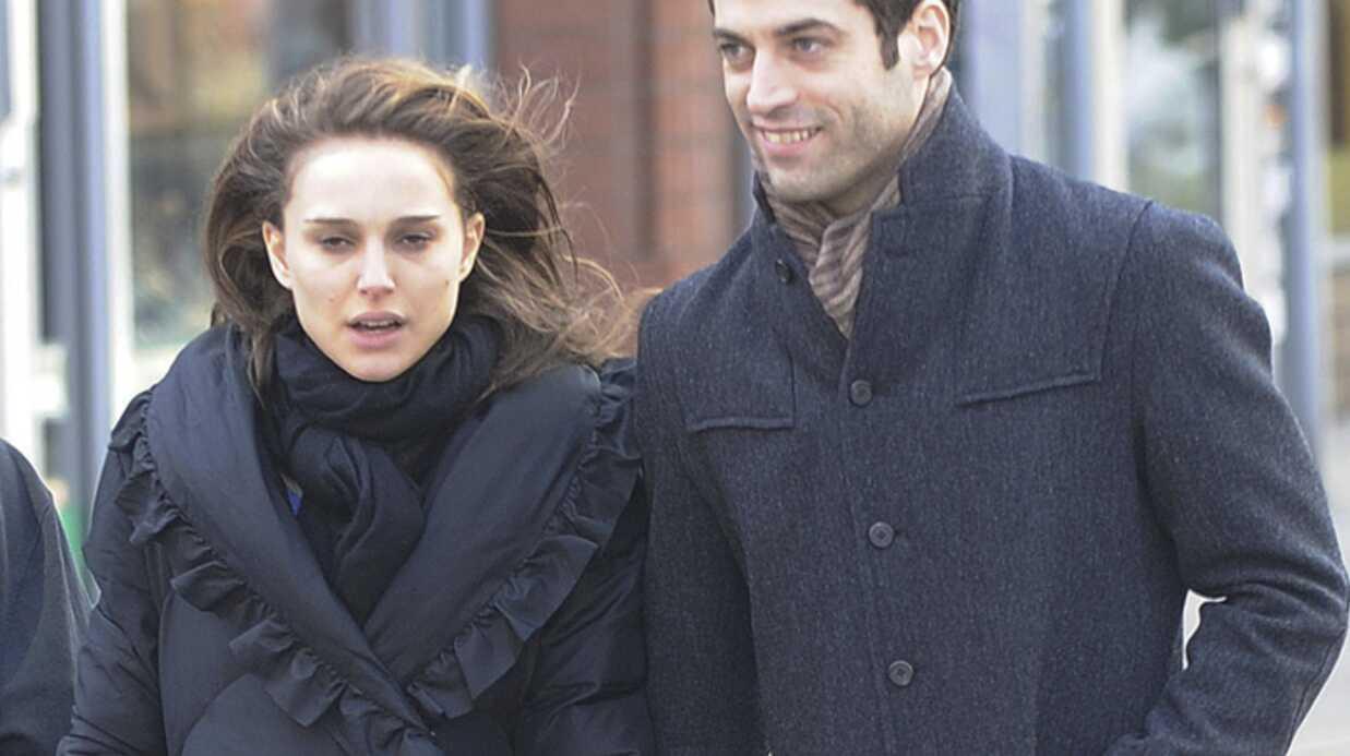 Natalie Portman fiancée et enceinte d'un Français