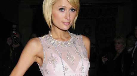 Paris Hilton se ridiculise à la télévision britannique