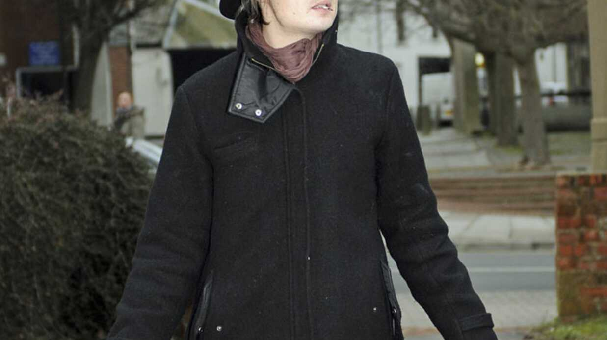 Pete Doherty: endeuillé par la mort d'une amie