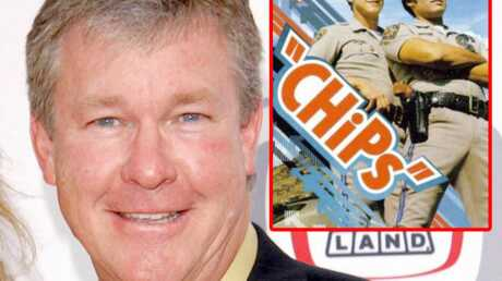 Larry Wilcox (Chips) encourt cinq ans de prison