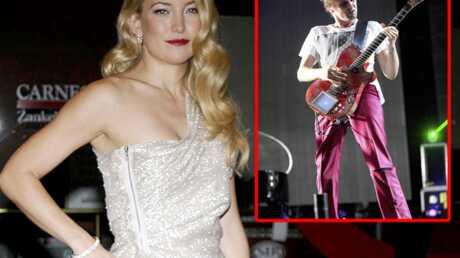 Kate Hudson dément ses fiançailles avec Matthew Bellamy