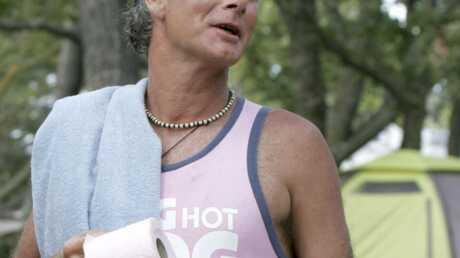 Franck Dubosc bosse sur le script de Camping 2