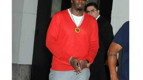 LOOK P. Diddy en dandy streetwear