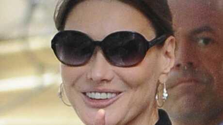 Carla Bruni-Sarkozy: premiers pas d'actrice pour Woody Allen