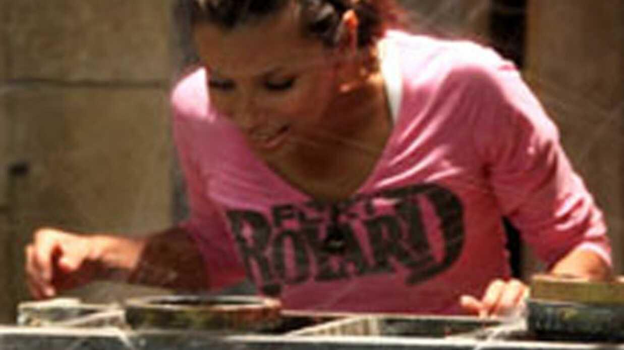 Eva Longoria et Tony Parker à Fort Boyard: gros succès