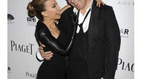 Kylie Minogue et Jean-Paul Gaultier unis contre le sida
