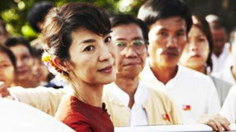 Michelle Yeoh expulsée de Birmanie