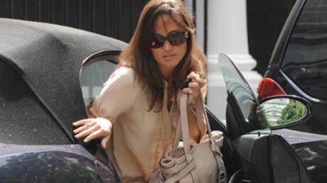Une voiture blindée pour Pippa Middleton