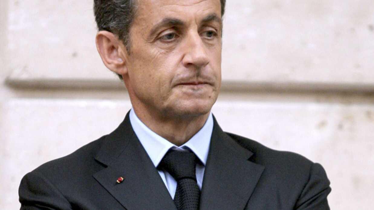 Nicolas Sarkozy stresse ses collaborateurs