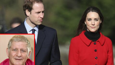Patrick Sébastien invité au mariage du Prince William