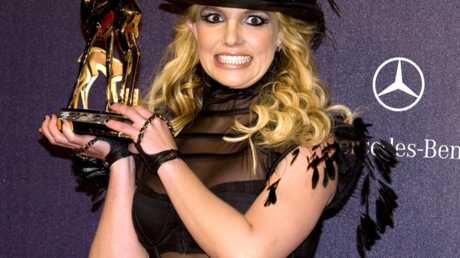 VIDEO Britney Spears après les Bambi Awards, la Star Academy