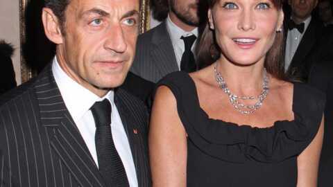 Carla Bruni-Sarkozy: dites le lui avec des fleurs
