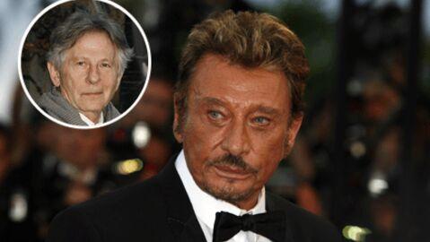 Johnny Hallyday prend la défense de Roman Polanski