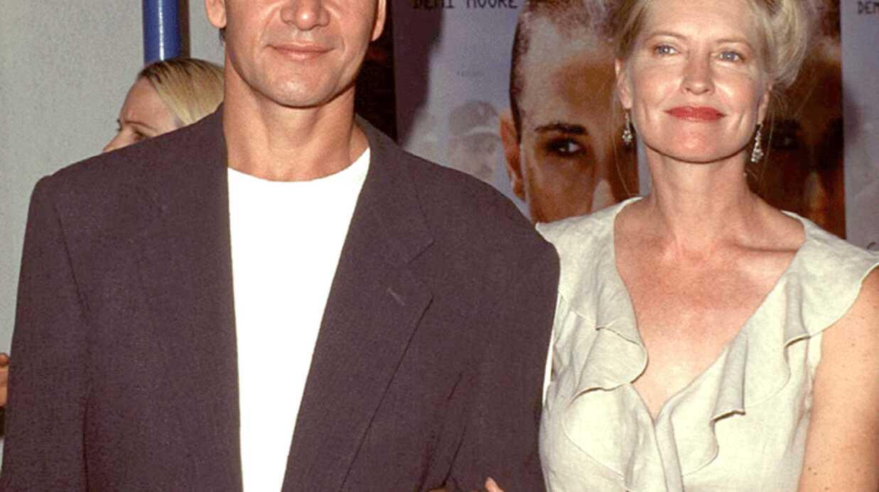 Patrick Swayze: les regrets de sa femme Lisa Niemi