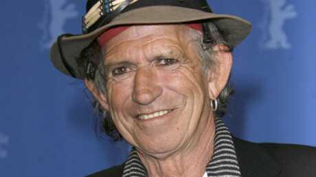 Keith Richards censuré par Disney?