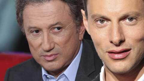 Marc-Olivier Fogiel et Michel Drucker: clash sur Europe 1