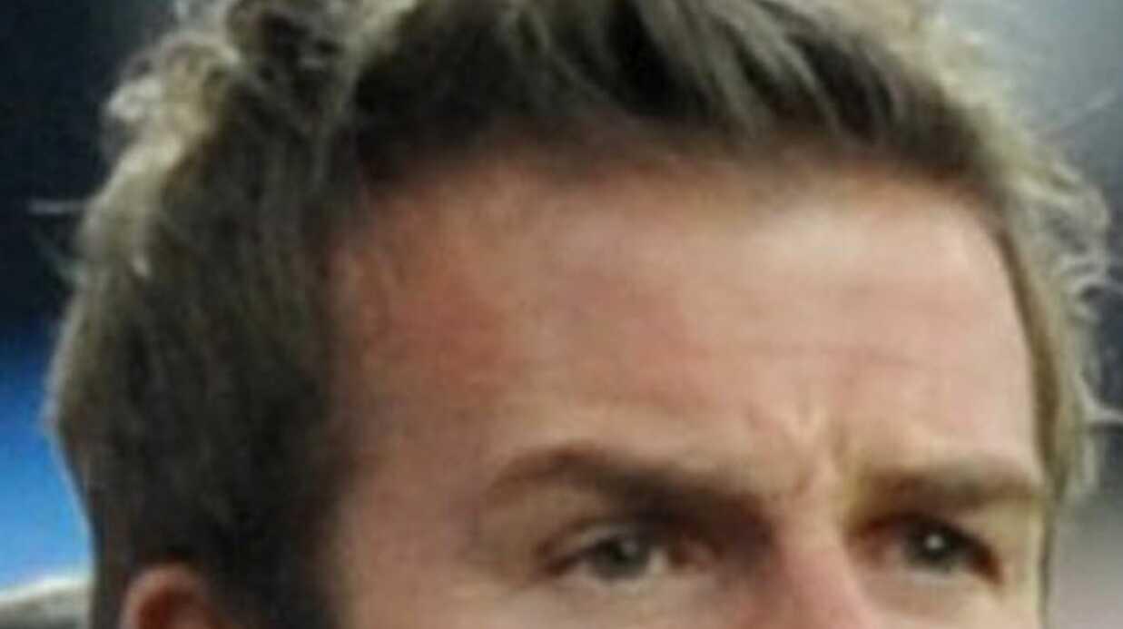 VIDEO David Beckham furieux après un supporter