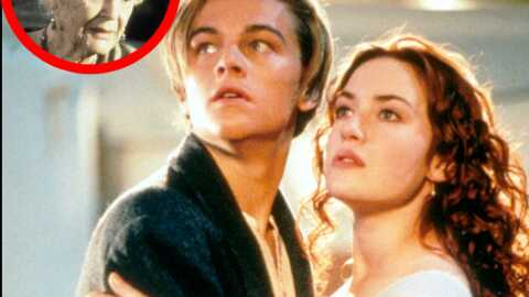 Leonardo di Caprio rend hommage à Gloria Stuart (Titanic)