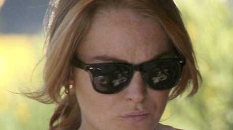 Lindsay Lohan pleure la mort de son grand-père