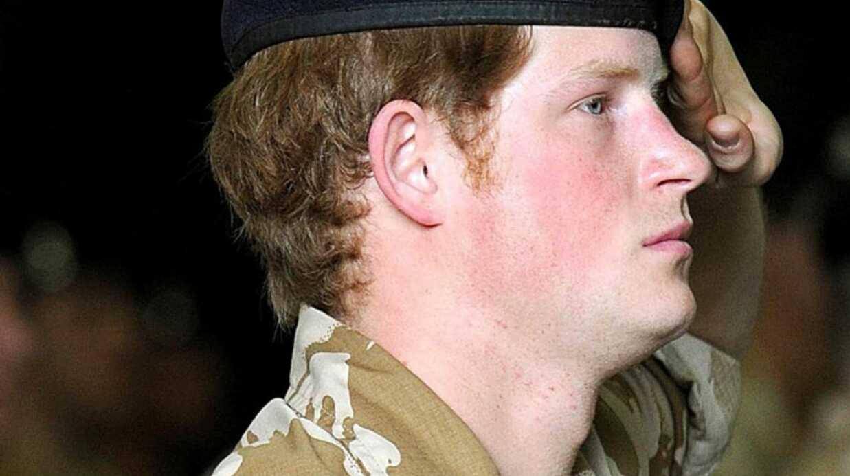Le Prince Harry veut retourner se battre en Afghanistan