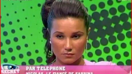 VIDEO Secret Story 3: Sabrina larguée en direct