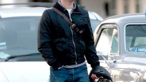 Brad Pitt Interdit de J.O.