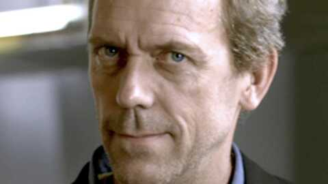 Hugh Laurie Un soda à son image