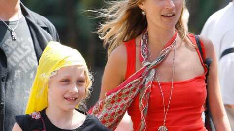 Kate Moss Mais que fait Super Nanny?