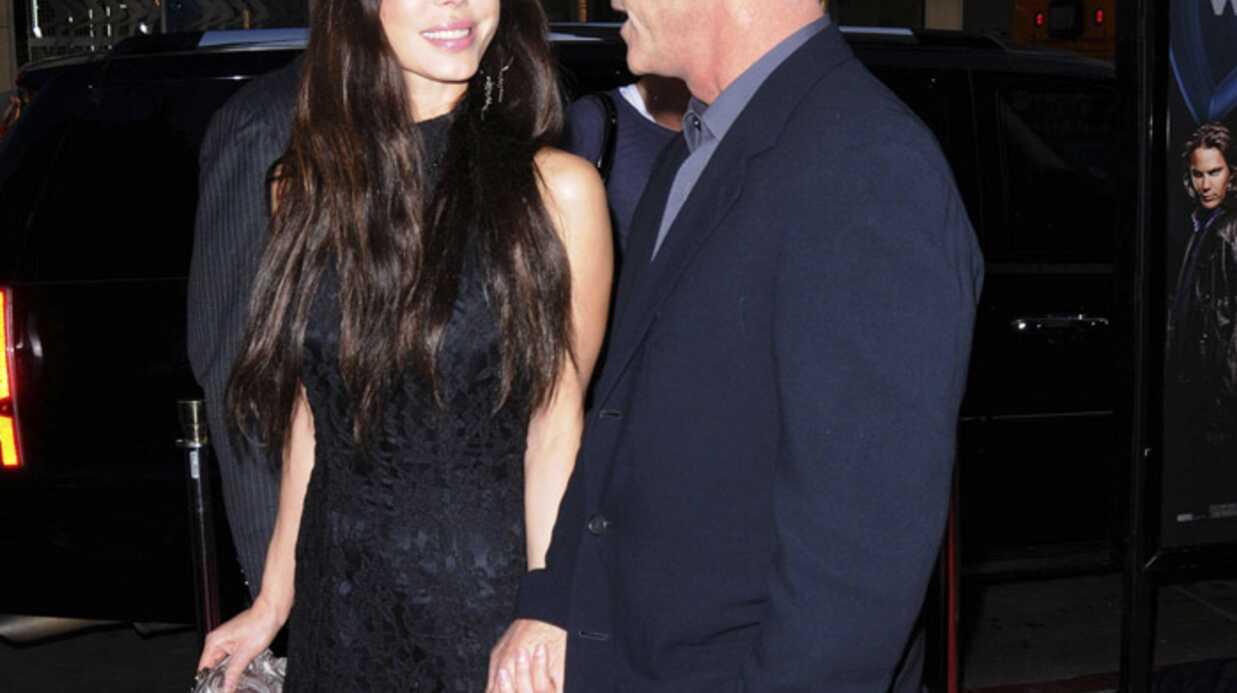 Mel Gibson officialise sa relation avec Oksana Grigorieva